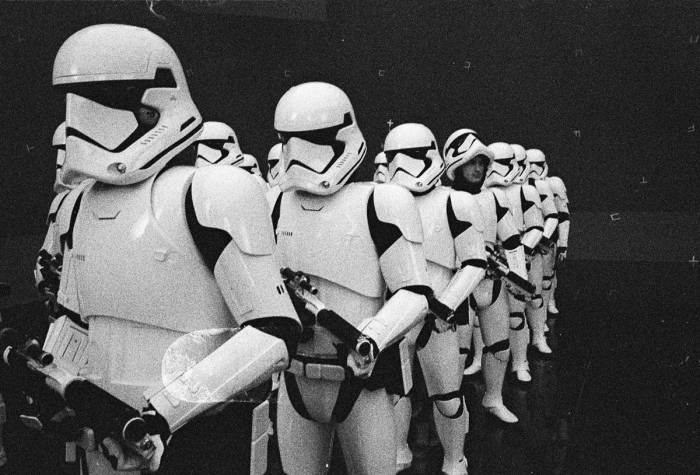 The Last Jedi Stormtroopers