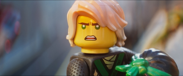 The Lego Ninjago Movie Image