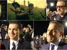The Lost City of Z Premiere