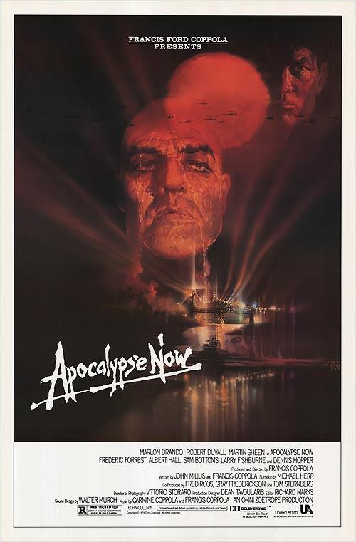 Kong Island Apocalypse Now Poster