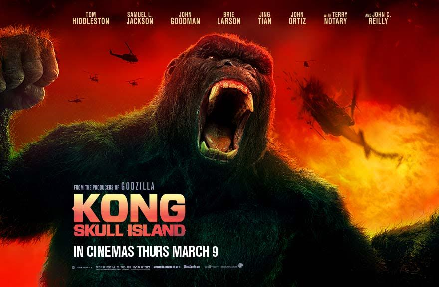 Watch The Kong The Skull Island Online