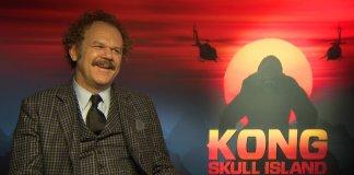 John C. Reilly - Kong: Skull Island - Interview