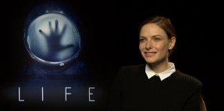 Rebecca Ferguson Interview - Life