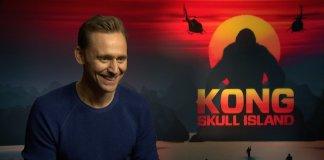 Tom Hiddleston - Kong: Skull Island - Interview