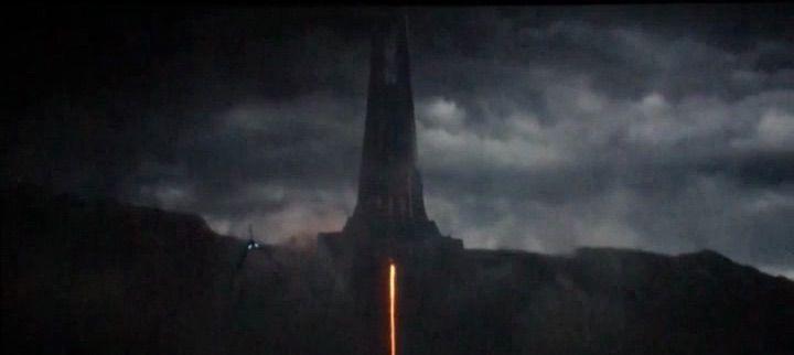Darth Vaderu0026#39;s Castle Rogue One - HeyUGuys