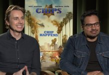 Dax Shepard Michael Pena Chips Interview