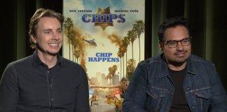 Dax Shepard Michael Pena Chips Interview