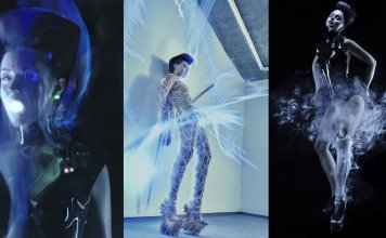 Ghost in the Shell Paris Fashion Event