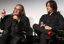 Greg Nicotero & Norman Reedus - The Walking Dead