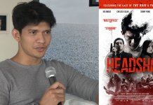 Iko Uwais Headshot Interview