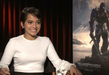 Isabela - Moner Interview - Transformers: The Last Knight