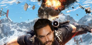 Jason Momoa Just Cause