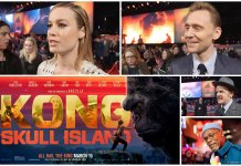 Kong Skull Island Premiere