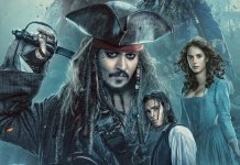 Pirates of the Caribbean 5 Movie Poster