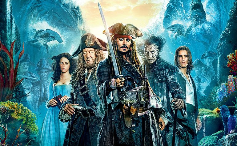 If i download a movie in jamaica am i a pirate of the caribbean.