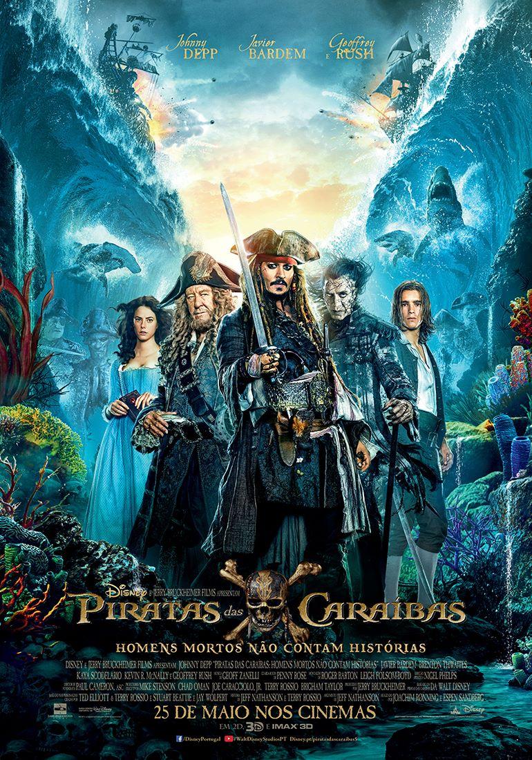 Пираты Карибского моря 5 задерживаются до 2017 года - Утро