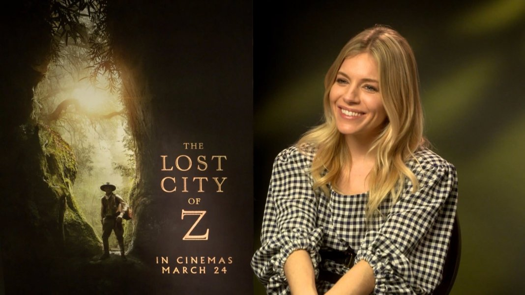 Sienna Miller Lost City of Z