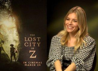 Sienna Miller Lost City of Z