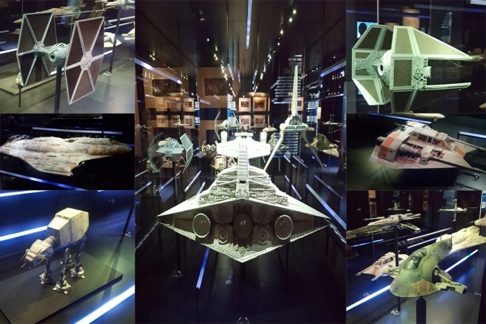 Star Wars Identities - Battleships