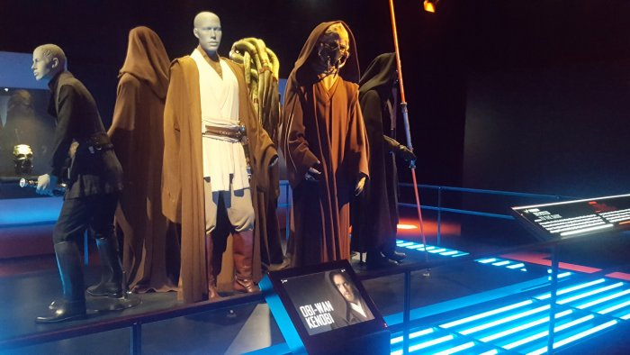 Star Wars Identities - Obi-Wan Kenobi