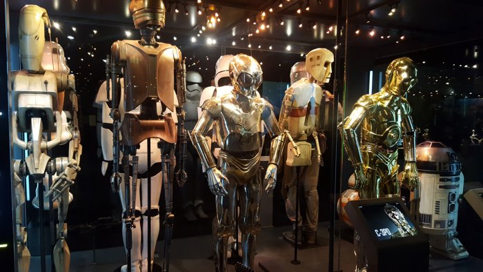 Star Wars Identities - R2-D2 C3PO