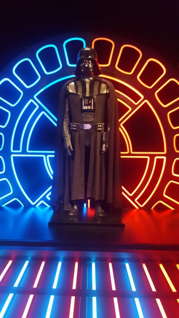 Star Wars Identities - Darth Vader