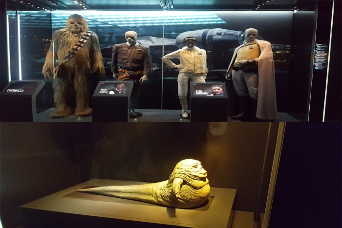 Star Wars Identities - Characters