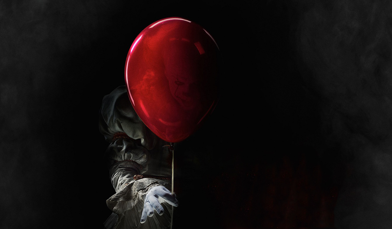 Here's the New and Beautiful Poster for the Remake of ... |Stephen King It Movie