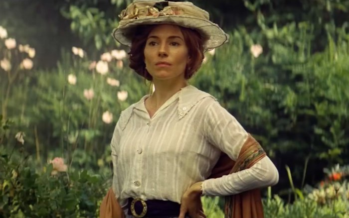 The Lost City of Z Sienna Miller