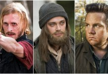 The Walking Dead - Jesus, Eugene and Dwight