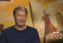 Mads Mikkelsen - Doctor Strange Interview