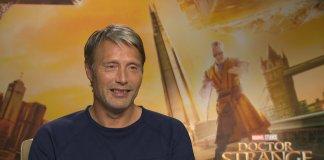 Mads Mikkelsen - Doctor Strange Interview