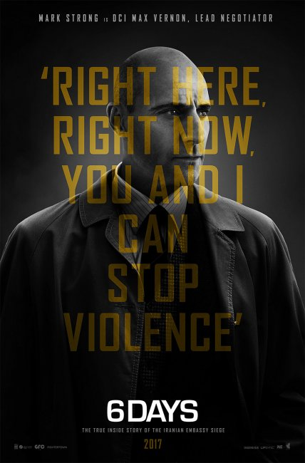 6 Days Mark Strong