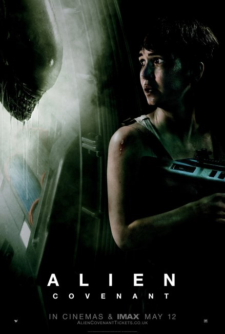 Alien Covenant New Poster