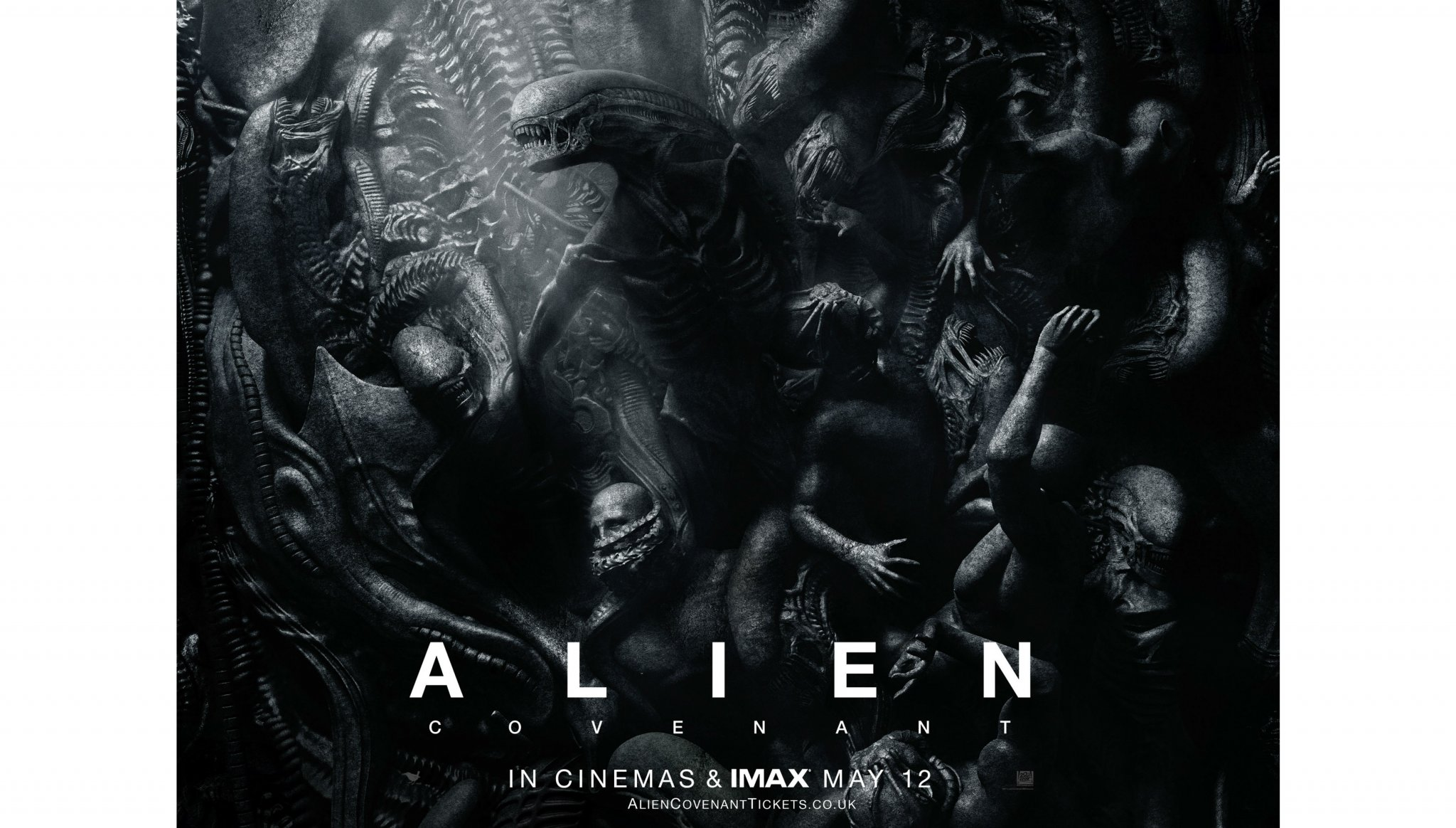 Win movie merchandise from Alien Covenant - HeyUGuys