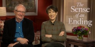 Jim Broadbent & Harriet Walter