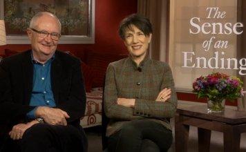Jim Broadbent & Harriet Walter
