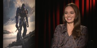 Laura Haddock - Transformers