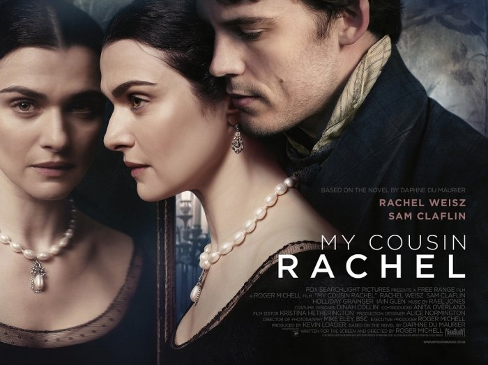 Rachel Weisz and Sam Claflin - My Cousin Rachel