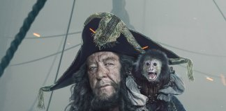 Pirates of the Caribbean 5 Character Poster (1)