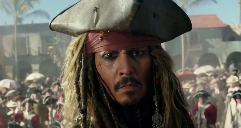 pirates of the caribbean 5 dead men tell no tales movie trailer