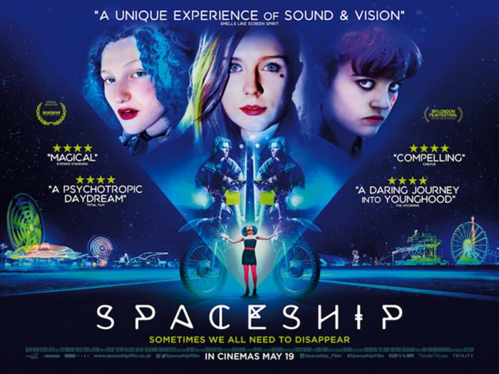 Spaceship Alex Taylor