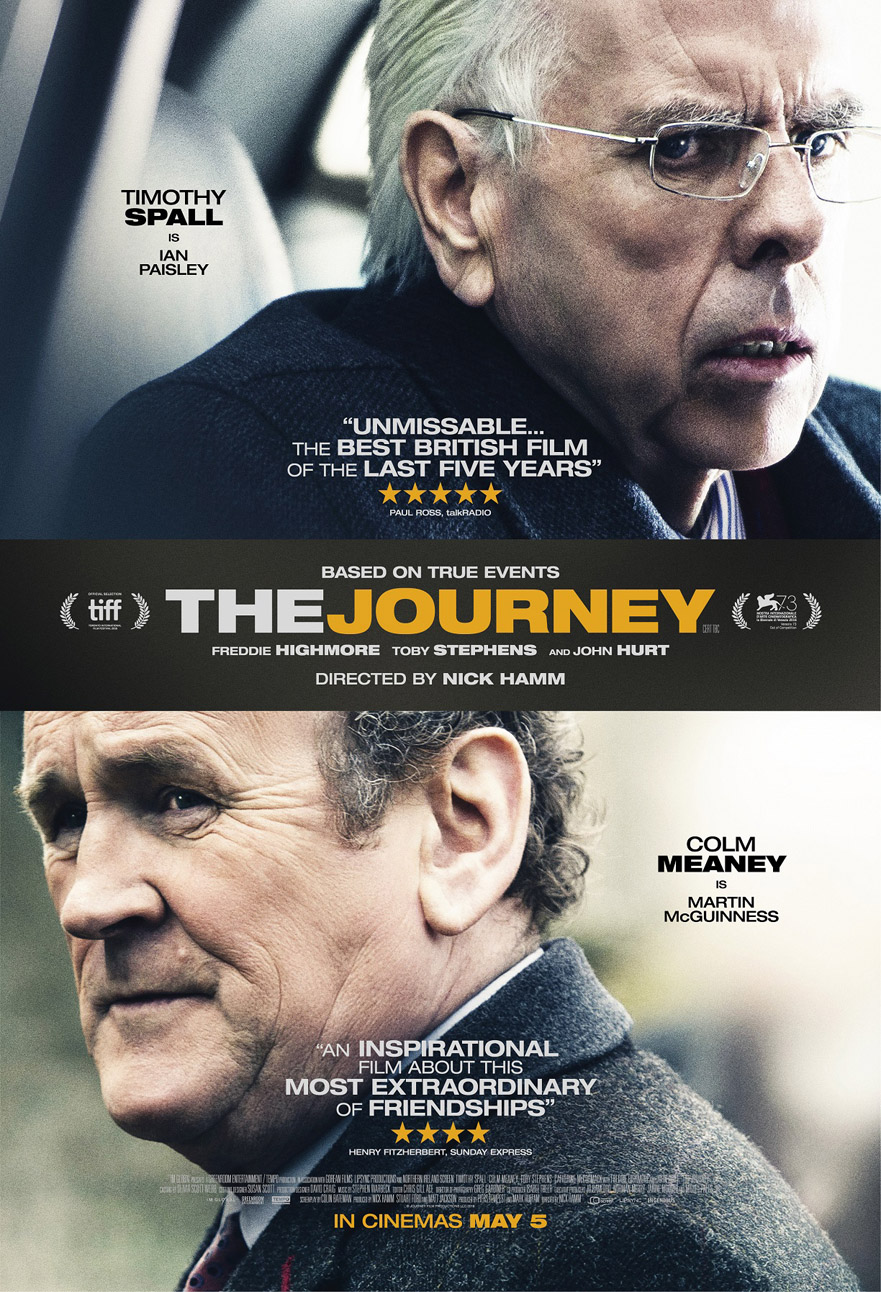 Kuvahaun tulos haulle the journey film poster