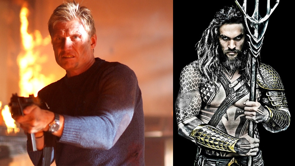 Dolph Lundgren joins the cast of James Wan's Aquaman ...