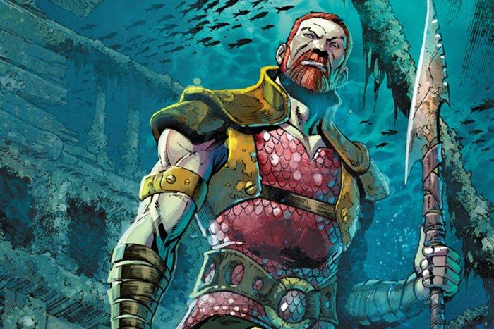 Dolph Lundgren cast as King Nereus in Aquaman