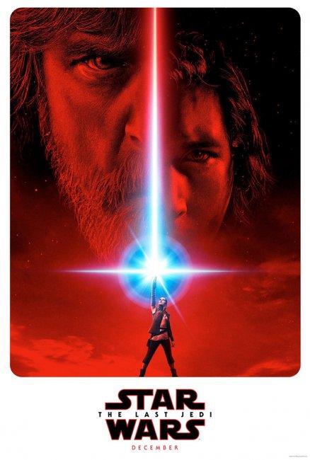Star Wars: The Last Jedi - New Poster