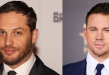 Tom Hardy & Channing Tatum