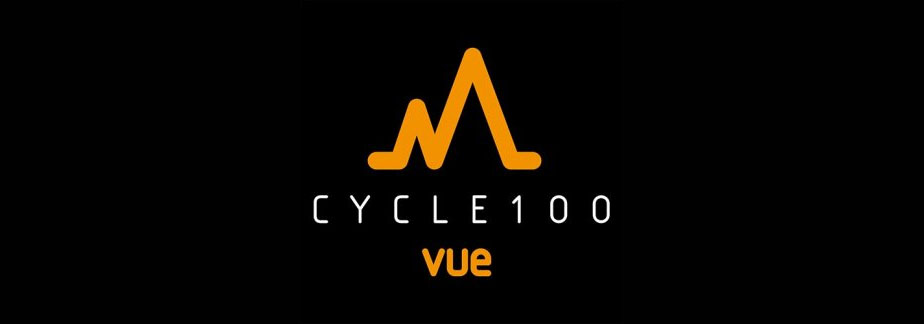 Vue Cycle 100 Logo