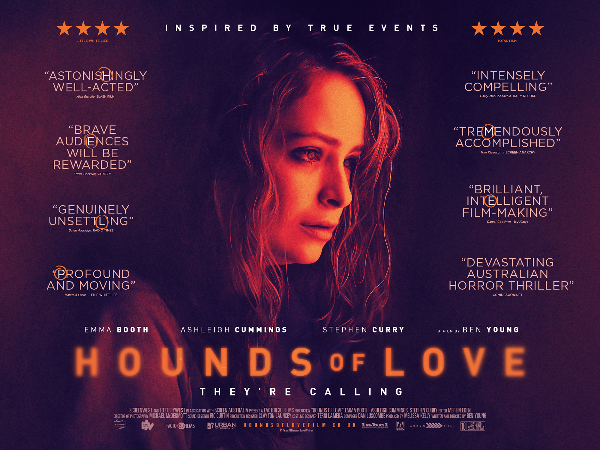 hounds of love uk movie poster   heyuguys