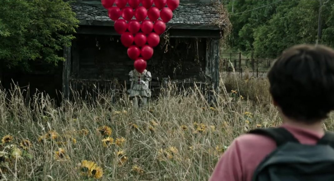 Stephen King S It First Full Movie Scene With Pennywise